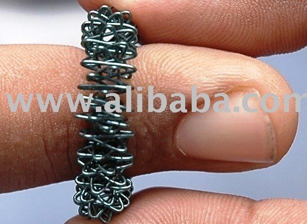 Su Jok Elastic Finger Ring For Massage