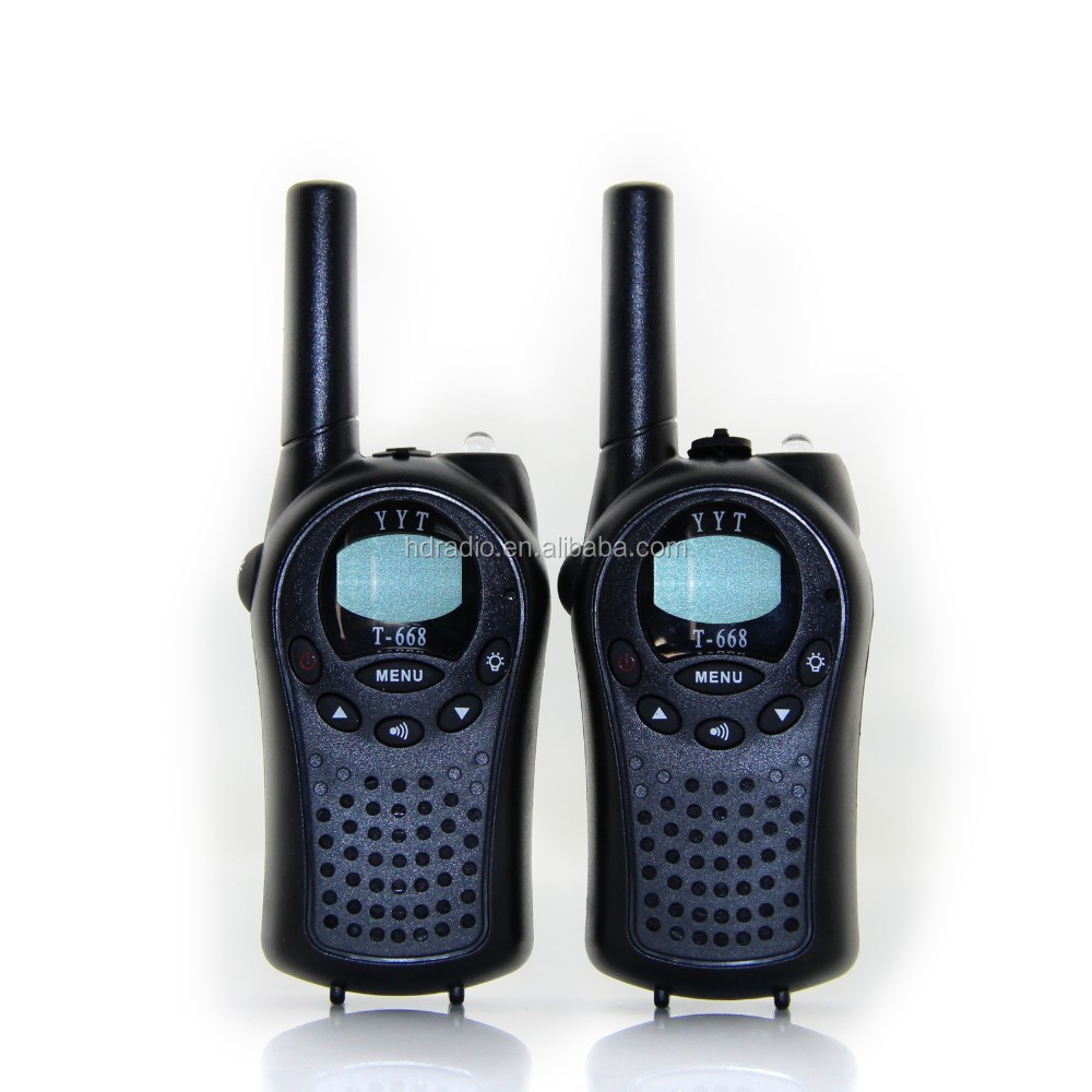 400-470MHz 8CHS Walkie Talkie Set PMR446 licence free radio T-688