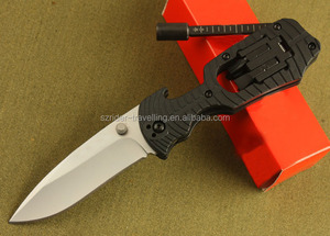 OEM high quality outdoor rescue multi tool pocket knife