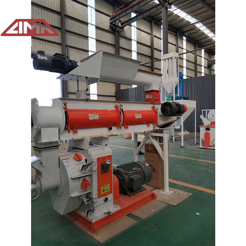 2-3t/h china <strong>produces</strong> <strong>chicken</strong> animal cock feed pellet mill machine with CE for rice straw animals