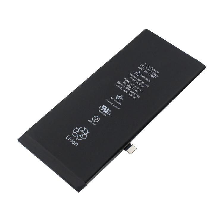 for iphone battery cell phone for iphone 8 plus battery 2675mah replacement