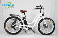 off road women style e bike 48v 750w electric bike vintage