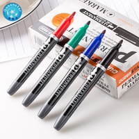 Queenstar Eco-Friendly Permanent Marker Pen