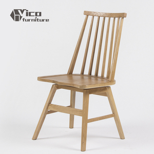 manufacturer best price oak wood classic famous design furniture swivel chair