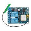 UNV-GSM-2C-SMS&CALL Controller Remote Control Switch For Pump Control Cabinet Server Restart Relay Control Board Module