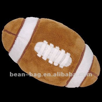 Hot Sale Rugby Bean Bag Sofa Chair