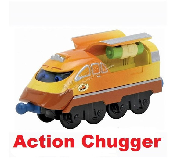 Chuggington Action Chugger - ma