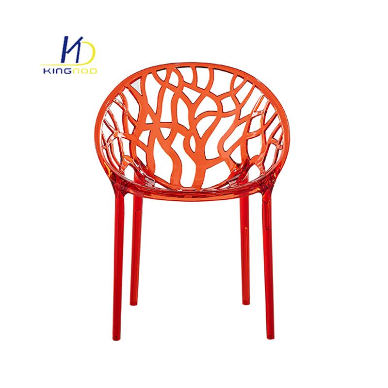 7a5ab180 Popular de alta calidad al aire libre muebles de Cadeira apilable Silla de  comedor de plástico