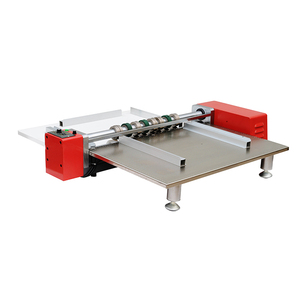 our company want distributor diecutting creasing machines small die cutting and creasing machine