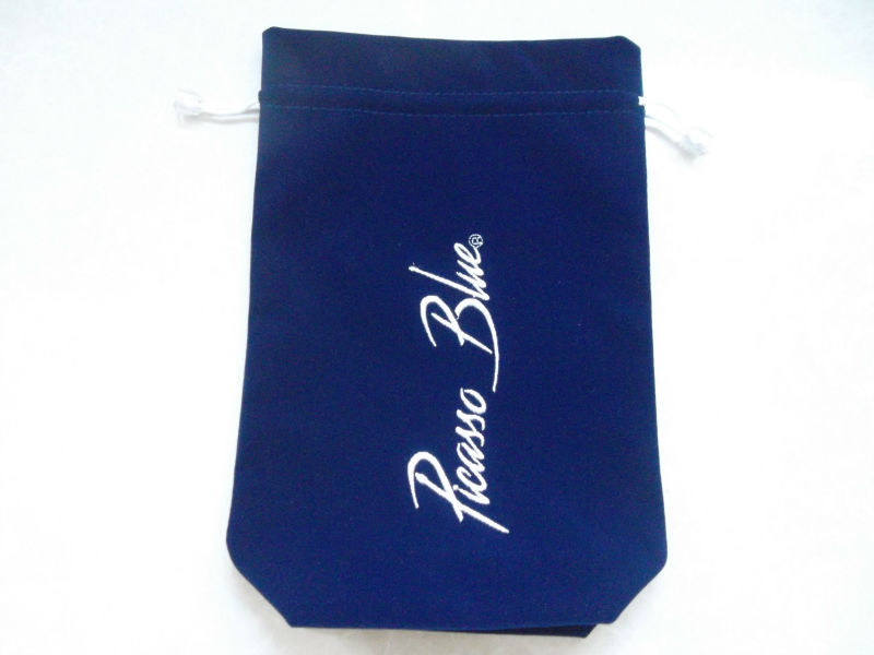 Hot Sale Royal Blue Velvet Gift Bag For Jewelry