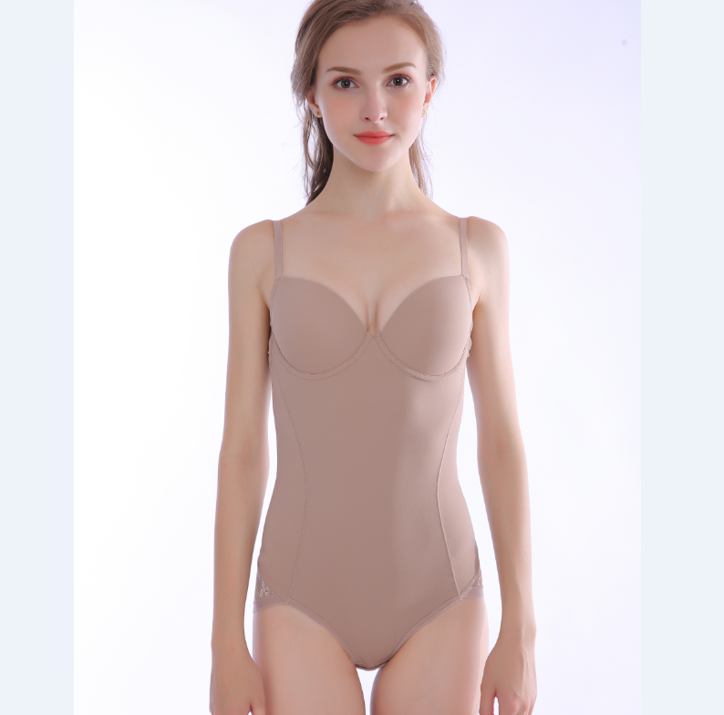 cheap price wholesaler sexy lace seamless bodysuit tummy body shaper slim shapewear for women