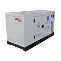 Water cooled 10kva portable generator Yangdong