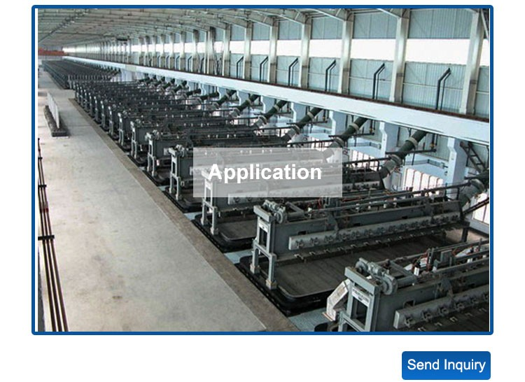 Cell Pot Steel Structure Electrolysis Superstructure For Aluminium Smelter Equipment