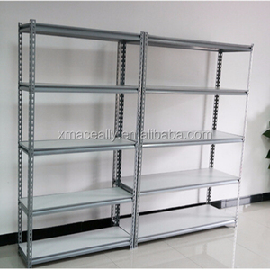 Easy assembly boltless rivet shelving in competitive price
