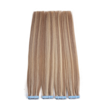 100% Virgin Human Hair Double Drawn Skin Weft Tape Hair Extensions