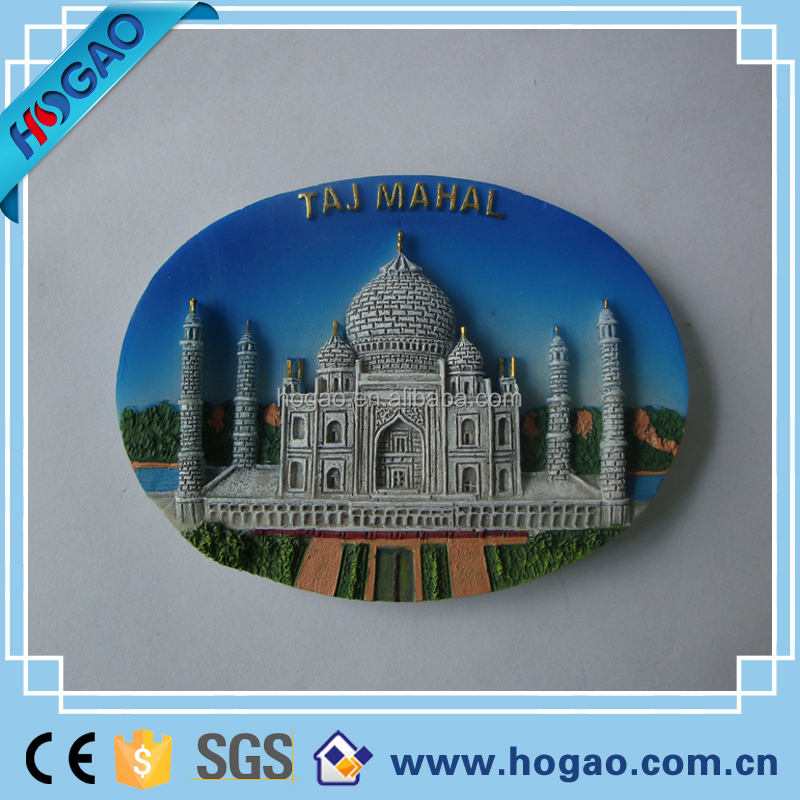 resin 3d tourist souvenir fridge magnet