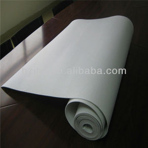 eco friendly polyester carpet backing fabric