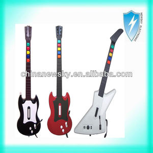 hot selling Original Wired guitar hero controller for xbox 360
