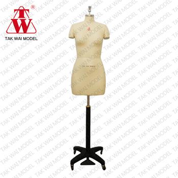 2015 Newest Plus Size 38 Lady Female Half Body Adjustable Dress Form
