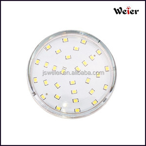 Glass Cover GX53 5W 5050SMD Ceiling Light