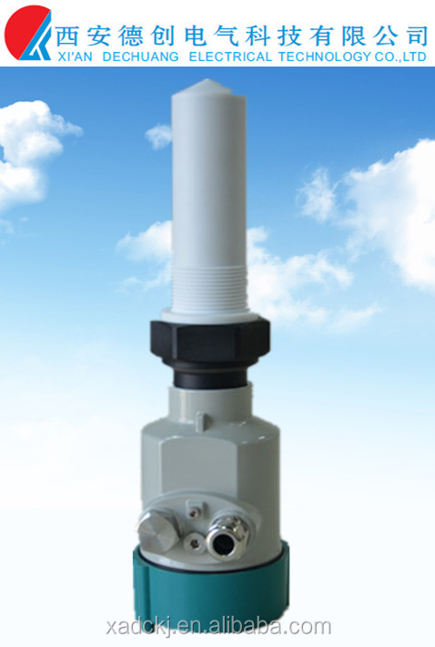 26GHz High Frequent intelligent Radar Level Transmitter/Strong anti-corrosive liquid acid/base/chemical level sensor