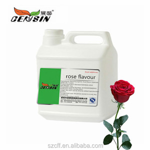 Edible Rose Oil Essence Rose Flavour For Food Fillings