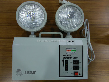 New Type Led Lamps Twin Spot Rechargeable Industrial Led Emergency ...