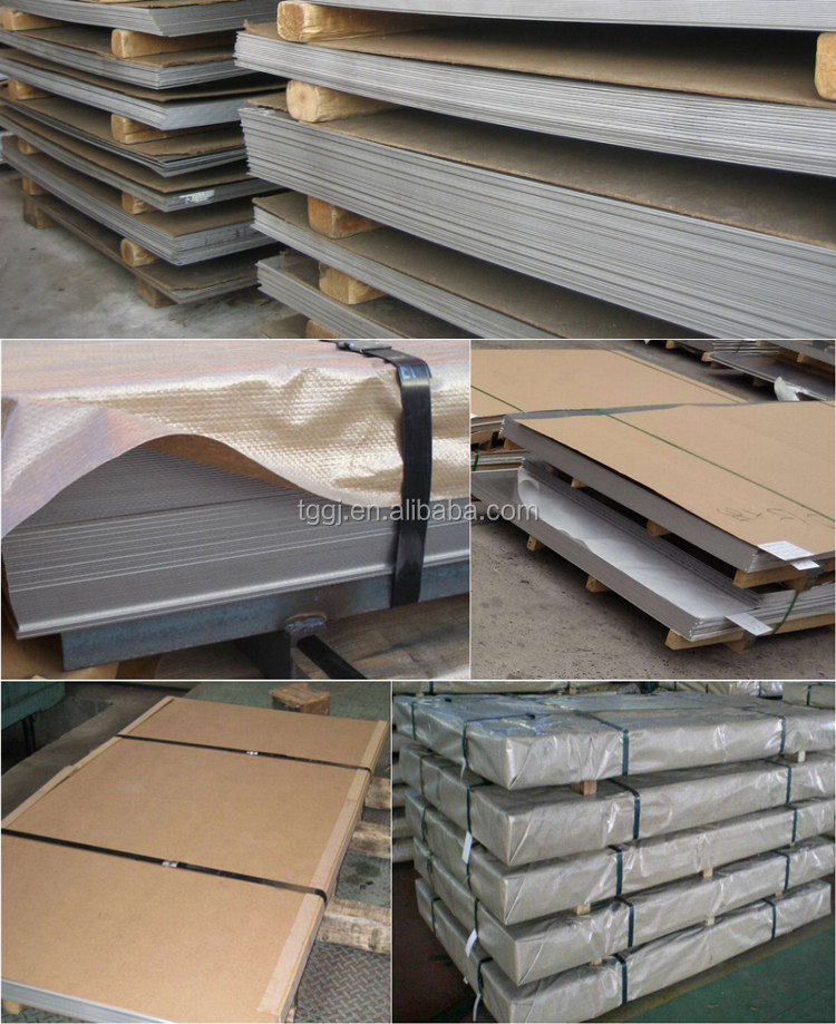 Hot rolled ASTM 304 4' x 8' stainless steel sheets