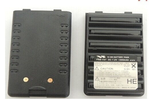 130/131/132/150 vx-350 vx-354 vx-351fm transceivefnb-v96li battery