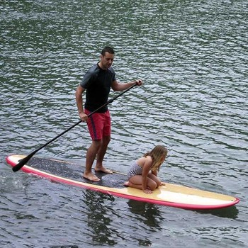 Cheaper Price Hight Quality Luxury Bamboo Wood Sup Board Eps Epoxy Stand Up Paddle Board Table With Carbon Fiber Rail Buy Sup Board Bamboobamboo