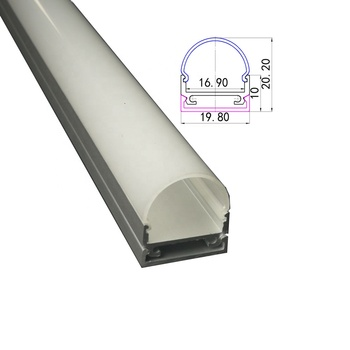 Dome Aluminum LED Profile