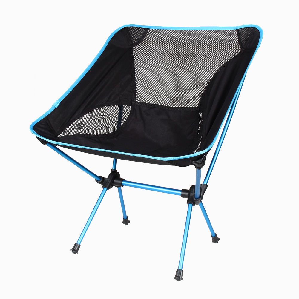 Outdoor Portable Folding Comfortable Chair Seat Stool For