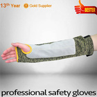 Low price special long leather safety leather gloves