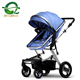 Mama love baby reborn stroller britax fancy egg shape light baby prams reversible pushing see baby strollers