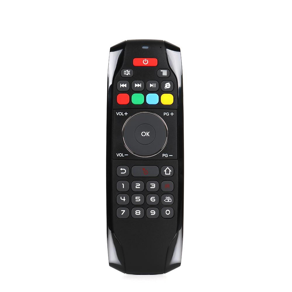 IR leerfunctie G7 air mouse wireless 2.4g mini toetsenbord intelligente fly air mouse remote G7