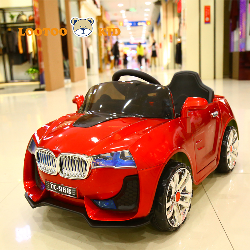 China wholesale cheap price ride on electric rechargeable battery cars for children