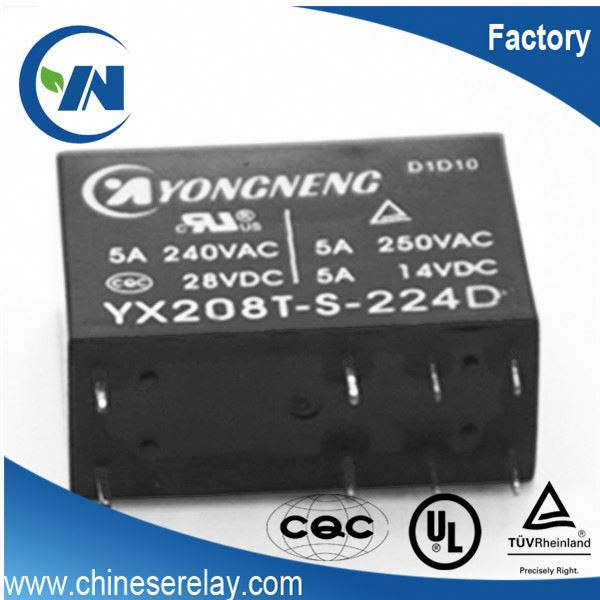 High quality dpdt 18vrelay for automatic electric window power relay