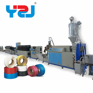 Plastic farm film PP PET industrial belts making machines manufacturer