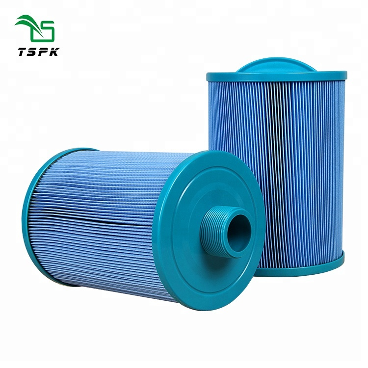 Antibacterial high quality pool spa filter cartridge element, Blue