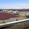 Iran style prefabricated office/canteen/warehouse certification low cost prefabricated poulty farm house