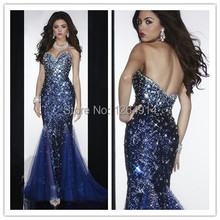 83 Best Blue mermaid prom dress images in 2018  Beauty