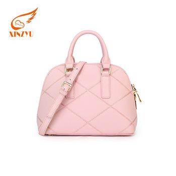 4566c65faad Pink Wholesale Handbags Italy Fashion Shell Bag Ladies 2016 Leather Handbag