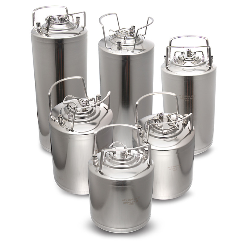 19L new ball lock stainless steel Corny Kegs Cornelius Kegs Cold Brew Coffee Kegs