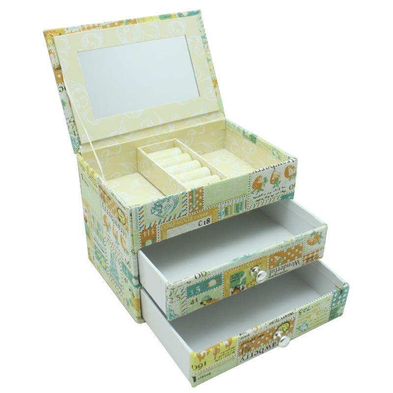 Buy 1pc Lot Cotton Present Box Gift Box Cardboard Jewelry Gift Boxes
