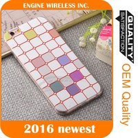 Rubber Soft TPU Silicone Phone Case Cover for iphone 6 case print