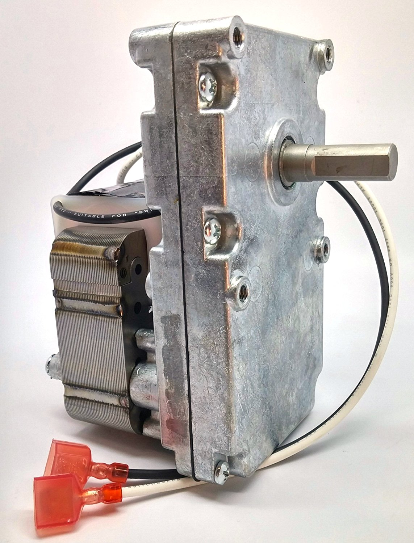 Enviro Fire M55 Auger Feed Motor Pellet Stove - 2 RPM CW - 50-2054 -SALE!