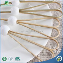 Green Environmental Handmade Bamboo Knotted Sticks Bamboo Skewers