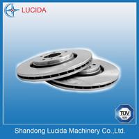 Reliability brake discs for SKODA ROOMSTER