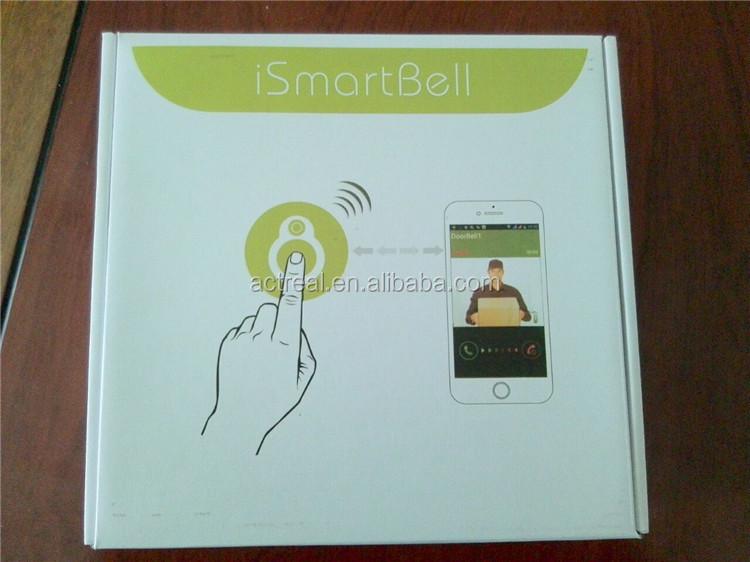 Smart Phone Control Wifi Wireless Doorbell Camera,Audio Visible ...