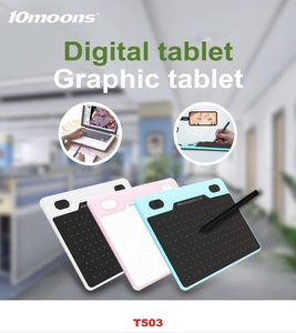 6 Inch Howeasy educational graphic Digital Drawing Tablet board With Pen connect with pad/mobile/computer